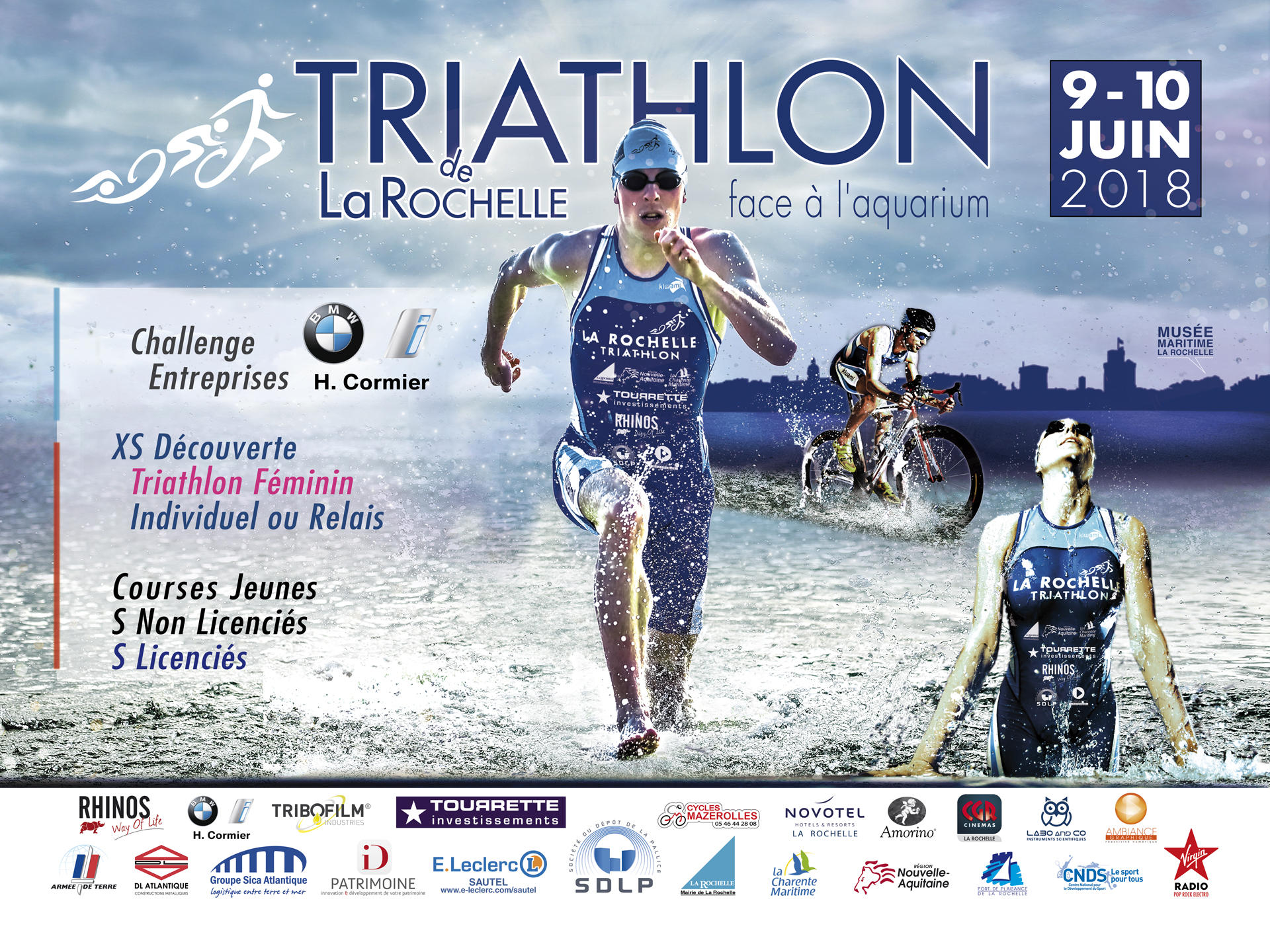 triathlon 10 juin 2018